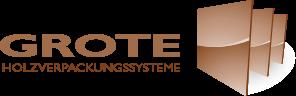 K. GROTE GmbH | Holzverpackungssysteme